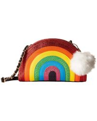 Betsey Johnson | Multicolor I Love Hue Crossbody | Lyst