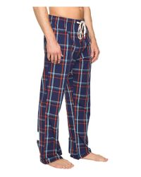 Original Penguin - Blue Single Woven Pants for Men - Lyst