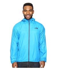 The North Face | Blue Cyclone 2 Hoodie for Men | Lyst