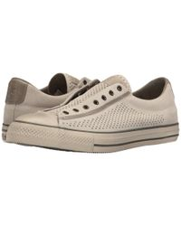 Converse   Natural Chuck Taylor All Star Vintage Ox   Lyst