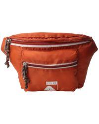 Poler | Orange Stuffable Fanny Pack | Lyst