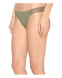 Billabong - Multicolor Its All About The Tropic Bikini Bottom - Lyst