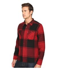 Levi's - Multicolor Bookie Flannel Long Sleeve Woven Shirt for Men - Lyst