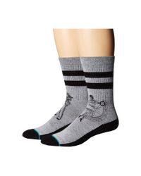 Stance - Gray Flamenco - Lyst