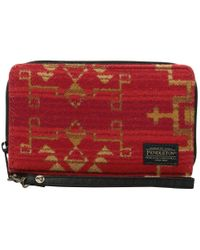 Pendleton | Red Smart Phone Wallet | Lyst