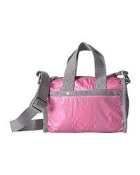 LeSportsac   Pink Mini Weekender   Lyst