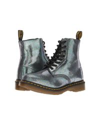 Dr. Martens   Gray Pascal Boot   Lyst