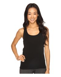 Tonic - Black The Path Tank Top - Lyst