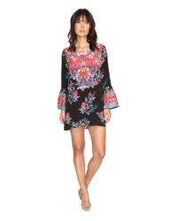Tolani | Black Belle Mini Dress | Lyst