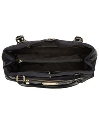 Calvin Klein | Black Belfast Dressy Nylon Shopper | Lyst