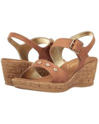 Onex - Brown Ivette - Lyst