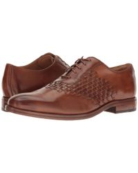 Cole Haan - Brown Washington Grand Woven Saddle for Men - Lyst