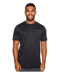 Under Armour Black Sportstyle Core Tee for men