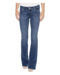 Hudson Jeans | Blue Signature Bootcut Flap Pocket Jeans In Champ | Lyst