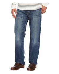 Lucky Brand Blue 363 Vintage Straight In Mount Wilson (mount Wilson) Men's Jeans for men