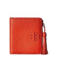 Tory Burch Multicolor Taylor Mini Wallet