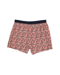 Tommy Hilfiger - Red Icon Slim Woven Boxer for Men - Lyst