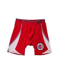 Stance Red Clippers Underwear for men