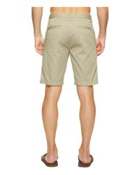 Reef - Natural Moving On 3 Shorts for Men - Lyst