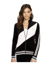 Juicy Couture Black Sporty Heritage Jacket