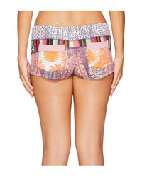 Maaji - Blue Seaside Samba Surf Shorts - Lyst