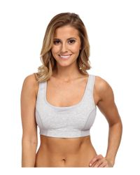 Jockey Active White Wicking Cotton Comfort Sports Bra (black) Women's Bra