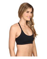 Onzie - X Back Elastic Bra Top (black/black) Women's Sleeveless - Lyst