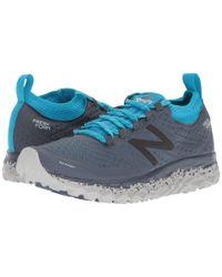 New Balance Blue Fresh Foam Hierro V3 Running Shoes