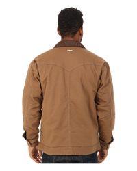 Mountain Khakis - Brown Ranch Shearling Jacket (tobacco) Men's Coat for Men - Lyst