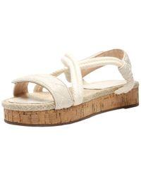 Schutz White Demmy Shoes