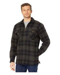 Wolverine Multicolor Marshall Shirt Jacket for men