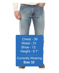 Levi's Blue Levi ́s® 541 Athletic-fit Jeans for men