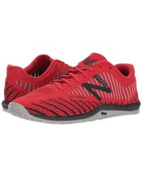 New Balance - Red Mx20v7 Fitness Shoes for Men - Lyst