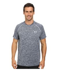 Under Armour - Blue Techtm S/s Tee for Men - Lyst