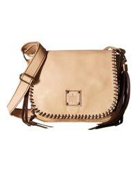 STS Ranchwear Natural Selah's Saddlebag (cowhide) Handbags