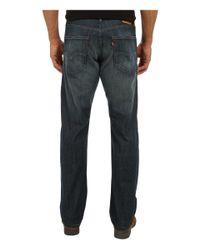 Levi's Blue Levi's(r) Mens 505(r) Regular (light Stonewash) Men's Jeans for men