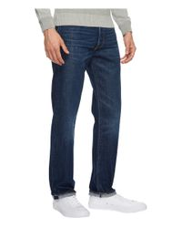 Levi's Blue 501® Original Fit - Performance Warm for men