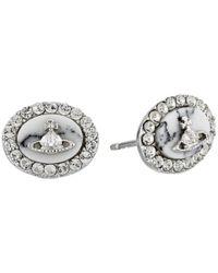 Vivienne Westwood - Multicolor Giselle Earrings - Lyst
