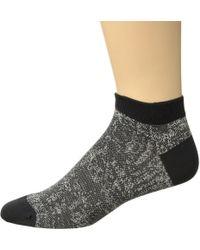Falke - Gray Handloom Sneaker Sock for Men - Lyst
