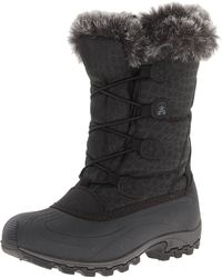 Kamik Momentum (black) Cold Weather Boots