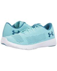 Under Armour Blue Women ́s Rapid Running Shoes