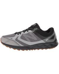 New Balance Gray 590v2 Trail Running Shoes for men