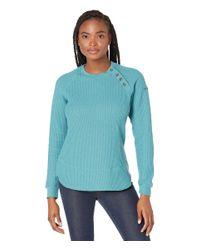 Columbia Blue Chillin Sweater