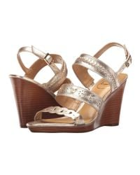 Jack Rogers - Multicolor Arden Wedge - Lyst