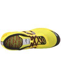Newton Running Red Distance Elite (white/lime) Men's Running Shoes for men