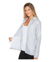 Nike - Multicolor Essential Hooded Full-zip Running Jacket - Lyst