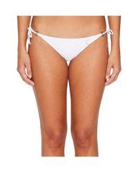 Body Glove - White Smoothies Brasilia Tie Side Bottom - Lyst