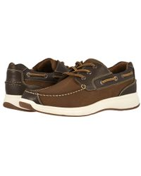 Florsheim Great Lakes Moc Toe Oxford (brown Smooth) Men's Shoes for men