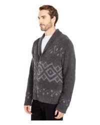 Barefoot Dreams Gray Topanga Sweater for men