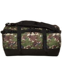 The North Face Green Base Camp Duffel - Small